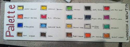 53-2011 // choosing my palette