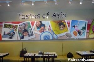 Tastes of Asia - Sentosa Singapore