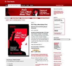 DrDue.com - Speaker/Author/Radio Host Web Site