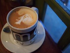 Latte, Joma Bakery Cafe, Luang Prabang