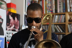 Trombone Shorty Tiny Desk Concert