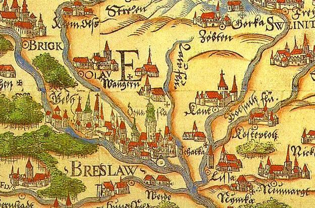 Kanth in Silesia