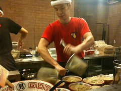 Tokyo Bario, The Ultimate Ramen Champion Singapore 2011, Illuma, Bugis
