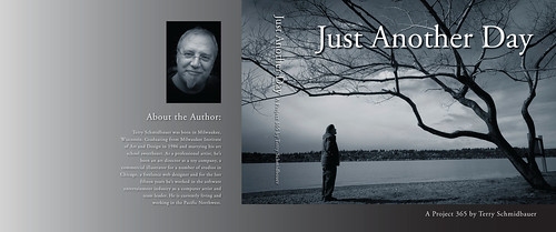 Just Another Day - Softcover Art by Terry Schmidbauer