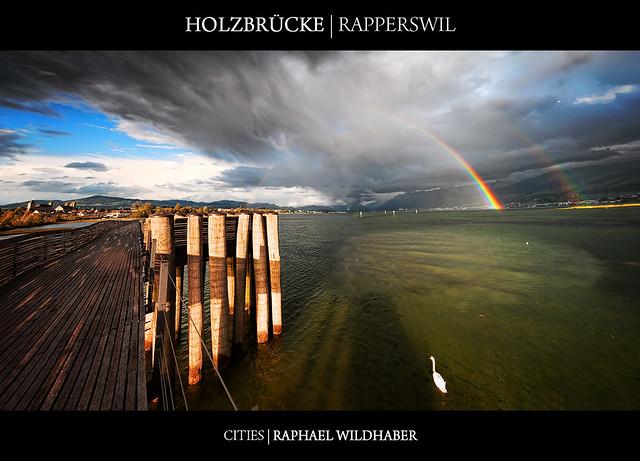 Be Free of Guilt and Condemnation, Holzbrücke Rapperswil-Hurden