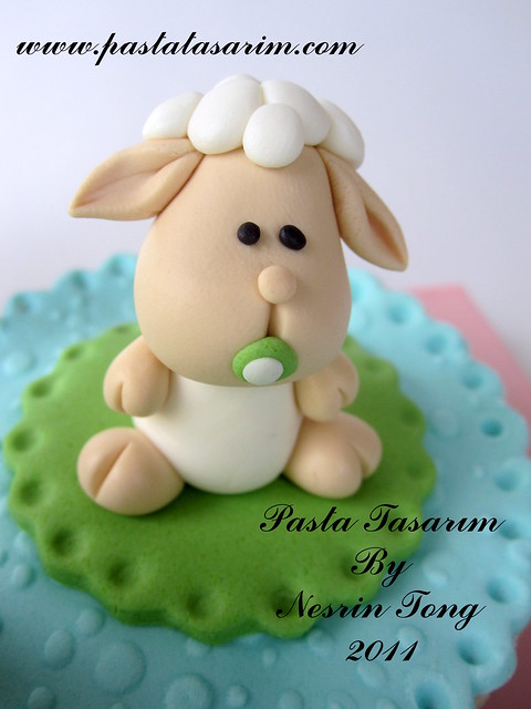BABY SHOWER CUPCAKES - BABY BOY