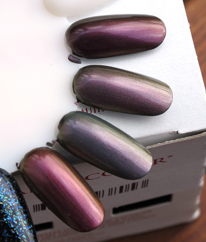 Nubar duochrome polishes (8)