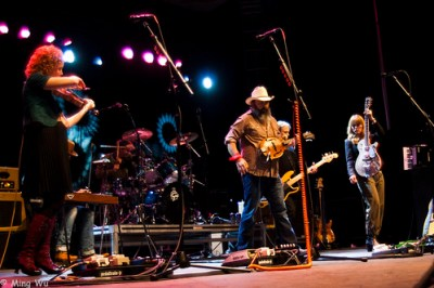 Steve Earle and The Dukes (and Duchesses) featuring Allison Moorer @ Ottawa Folk Festival