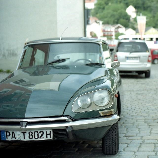 """Citroën DS """"Squalo"""""""