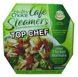 Healthy Choice Grilled Chicken Marinara Cafe Steamers
