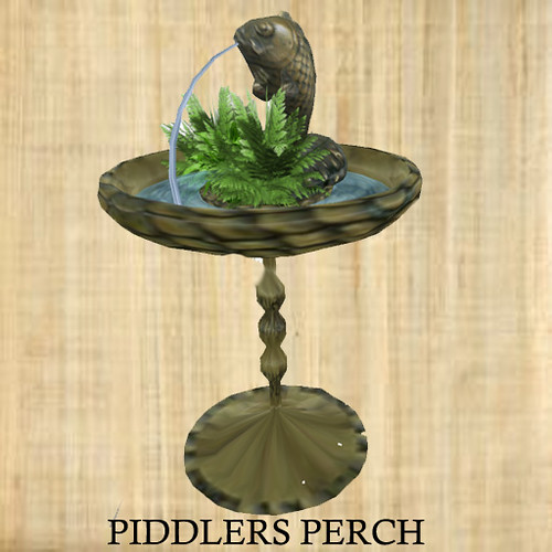PIDDLERS PERCH