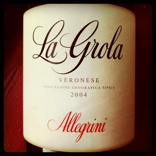 La Grola 2004 Allegrini, Verona, Italy