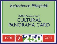 Pittsfield Cultural Panorama Card