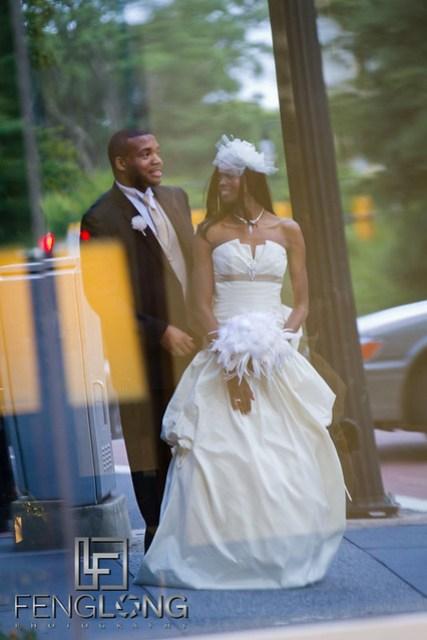Trina + Shawn Wedding | Wimbish House (Atlanta Women's Club) | Midtown Atlanta Wedding Photographer