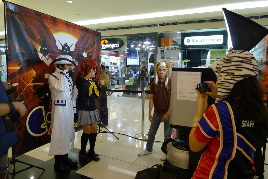 International Cosplay Day Manila Meet-up and Tournament of Champions II SM North Semifinals Event Report