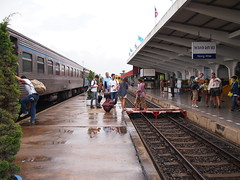 Nong Khai Train Station