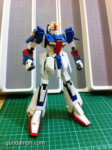 Building MG Zeta 2.0 HD Color Version (part 2) (36)