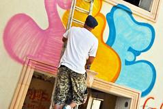 Graffiti-Tunisie-Jaye-ElecktroJaye-Révolution-...