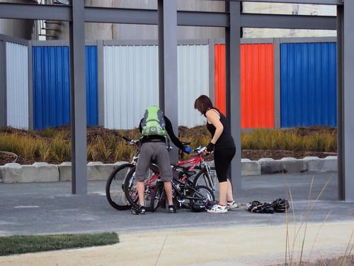Wynyard Quarter Bike-Lockers