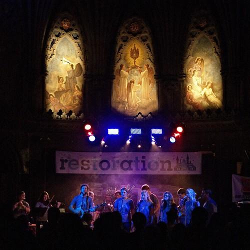 RestFest 2011 - Matthew Carefully Undone Ensemble