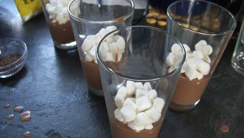 Tofu Chocolate Mousse