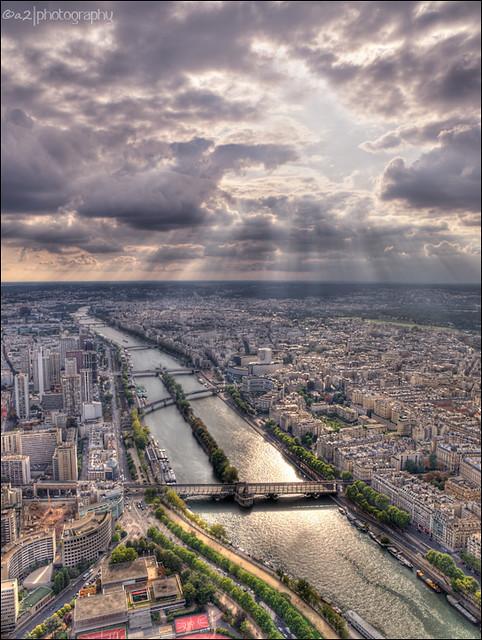 Paris en couleur (Paris in color)