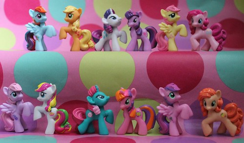 248/365 MLP Pony Collection Set
