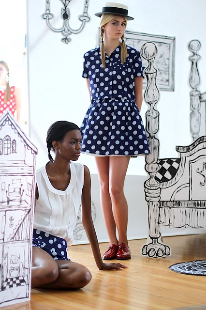 Sneak Peek: Rachel Antonoff S/S 2012