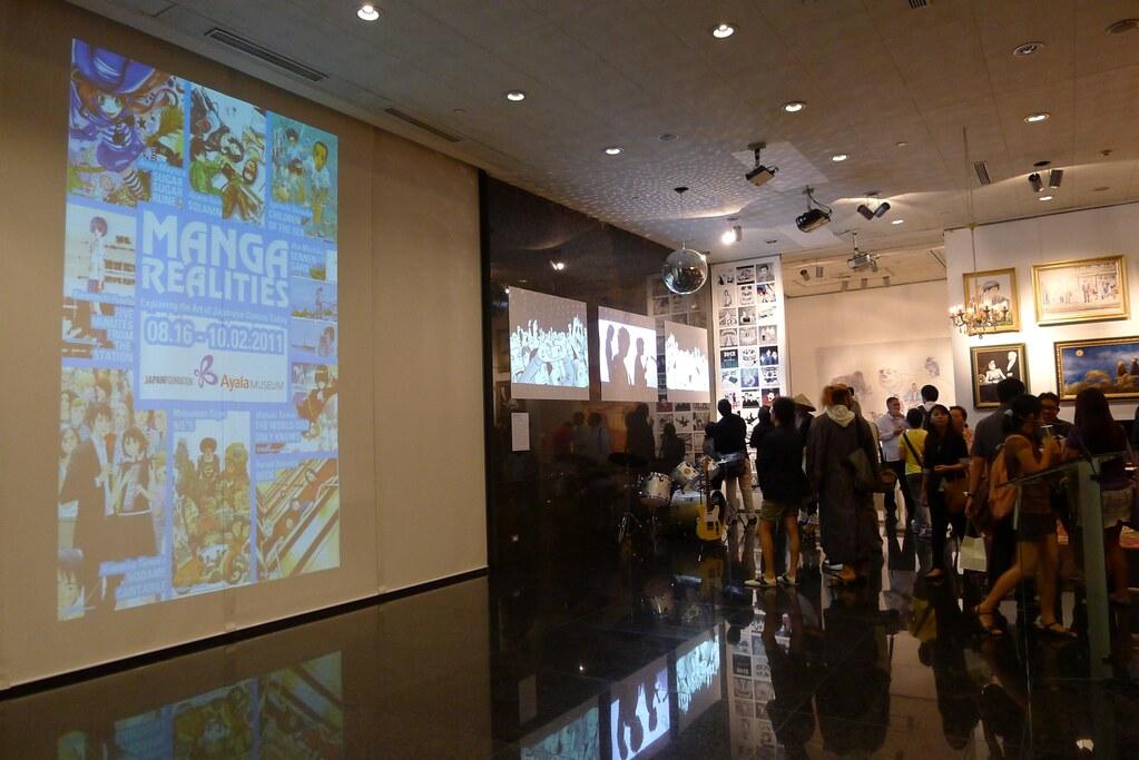 Manga Realities Exhibit Opening Event Report
