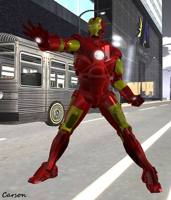 5ifth Order Animation Array Iron Man Avatar (2)
