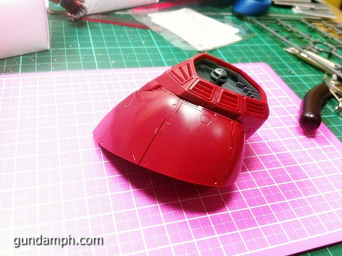 MG Char Aznable's Gelgoog (49)