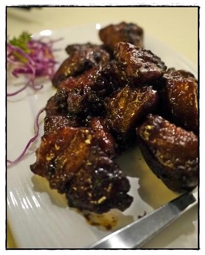 hong kong style pork ribs