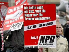 NPD - Plakat