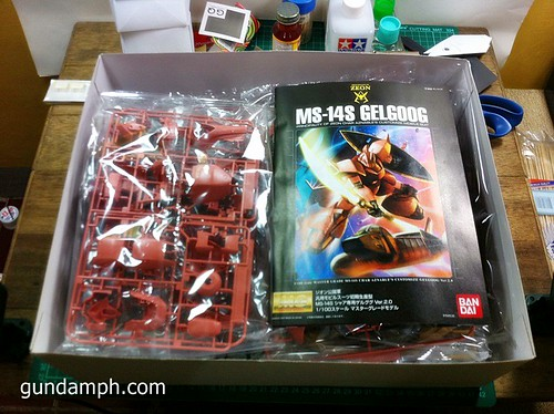 MG Char Aznable's Gelgoog (8)
