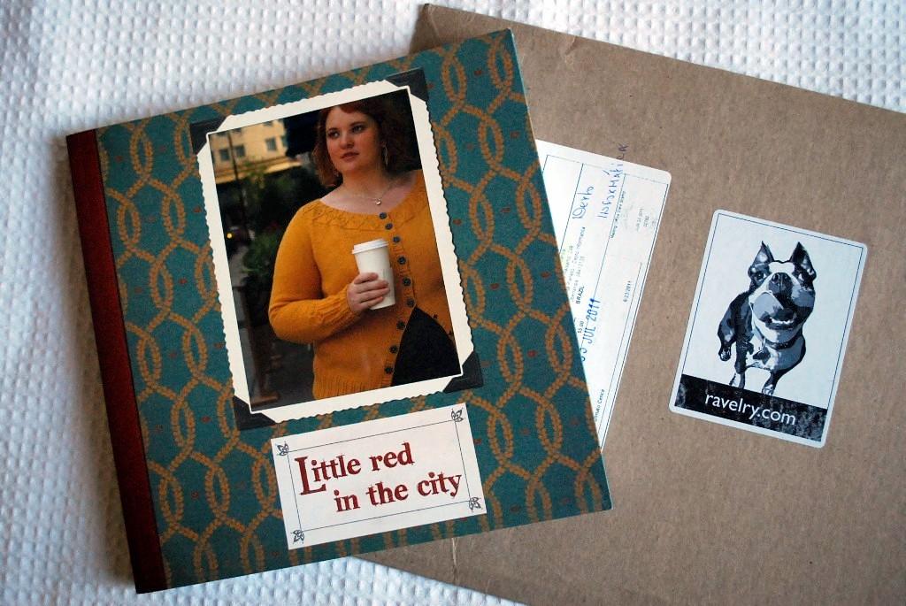 Livro Little Red in the City