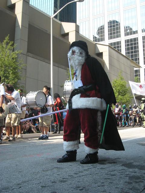 Darth Santa Claus