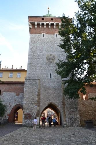 Puerta Florianska