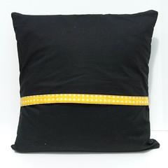 yellow star pillow-3