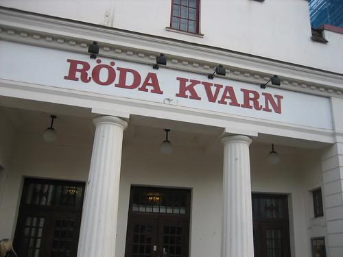 Röda Kvarn, Borås