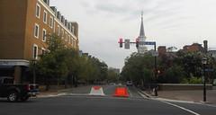 Bike Commute 91: Earthquake Detour by Rootchopper