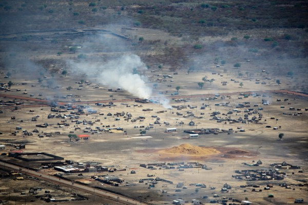 Aftermath of Attack on Abyei Town