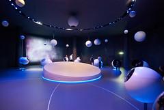 Inside Globe of science - CERN