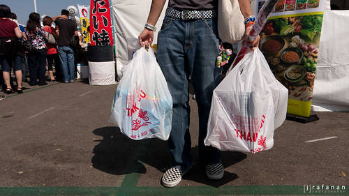 OC Japan Fair 2011, Groceries