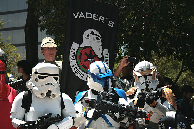 STAR WARS   SOLDADOS IMPERIALES