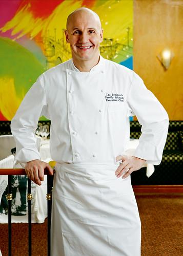 Chef Freddy Thierry Schmidt