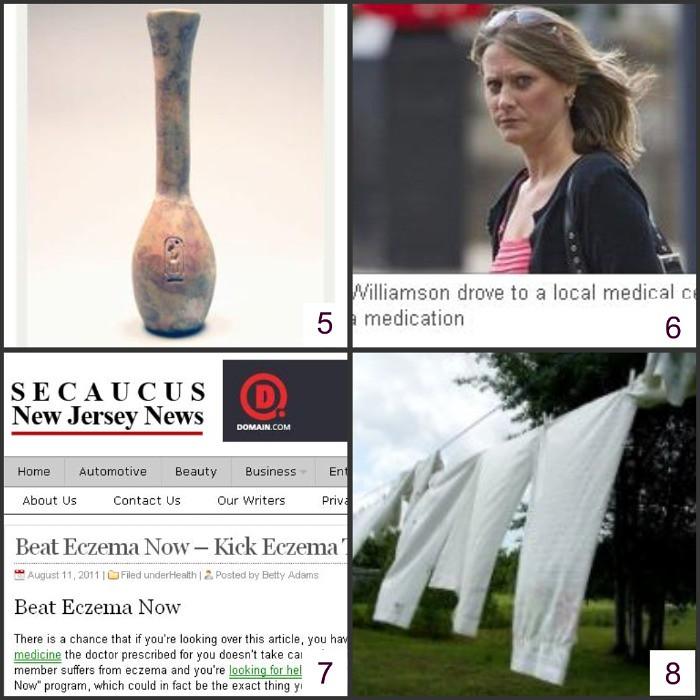 Eczema News August 2011