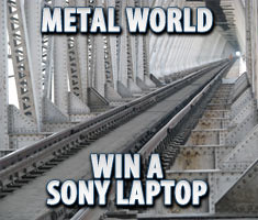 Metal World Photo Contest on Lenzr