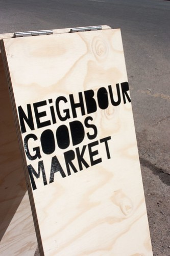 neighbourgoods market sign