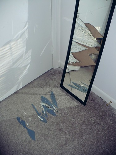 Mirror, Mirror Shattered on the Floor… | You and Me, Kid