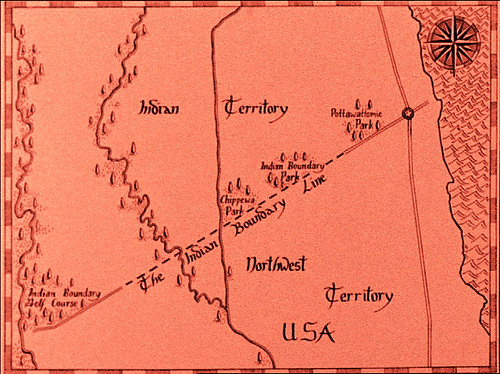 Indian Boundary Map